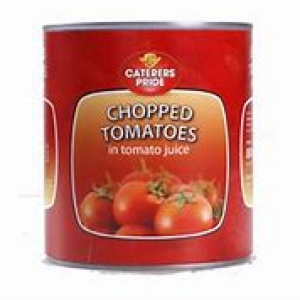 Caterers Pride Chopped Tomatoes