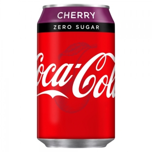 Cherry Coke Zero (GB)