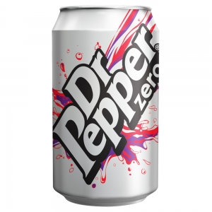 Dr Pepper Zero (GB)