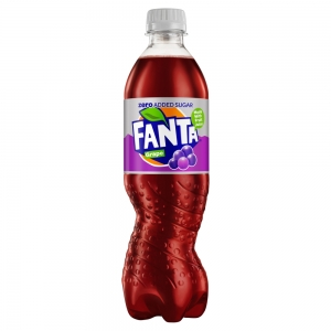 Fanta Grape Zero (GB)