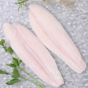 IQF 7/8oz Panga Skinless and Boneless Fillets