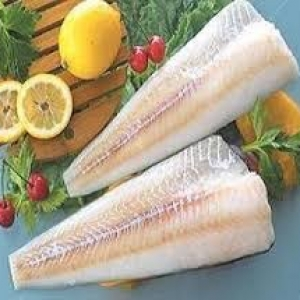 IQF 8/10oz Cod Skinless and Boneless Fillets