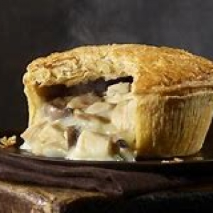 Pukka Pie Chicken and Mushroom