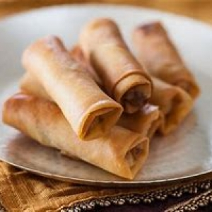 Quans Meat Spring Rolls